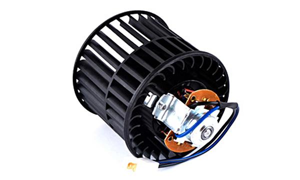 Вентилятор отопителя ГАЗ 2217, 2705, 31105, 3302 (вентилятор печки нового обраазца на подшипниках скольжения) AURORA