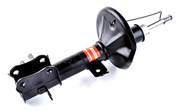 Амортизатор передний левый Chevrolet Aveo (газ-масло, стойка) AURORA