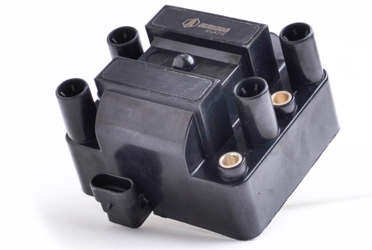 Катушка зажигания-модуль ВАЗ 2112, ЗАЗ 1103, 1105,  Daewoo Sens (на 4 вывода - до 2008 г) AURORA
