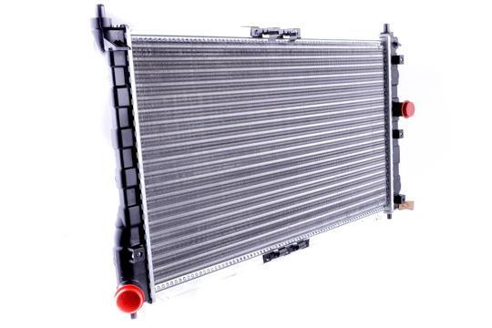 Радиатор охлаждения Daewoo Lanos AC (под кондиционер) AURORA