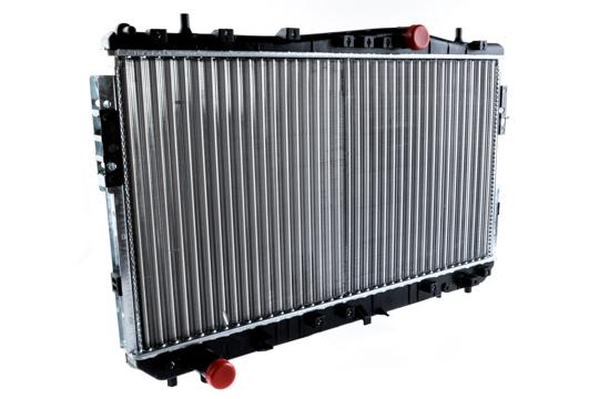 Радиатор охлаждения CHEVROLET Lacetti 1.6, 1.8 16V AT AURORA