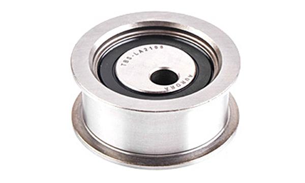 Ролик натяжной усиленный ВАЗ 2108, 21083, 2109, 21099, 2110 (металлический на 8 клап. мотор) AURORA