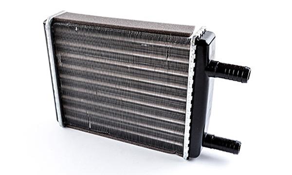 Радиатор отопителя ГАЗ 2217, 2705, 3302 (ЗМЗ 406) (печки нового образца Ø18) AURORA