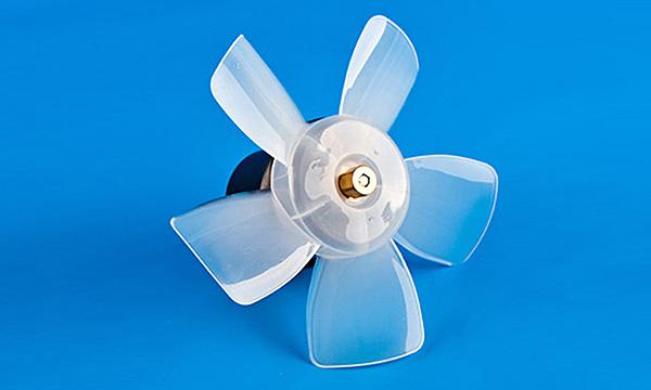 Вентилятор отопителя ВАЗ 2101, 21011, 2102, 2103, 2104, 2105, 2106, 2107, 2121 ( вентилятор печки, на подшипниках) AURORA